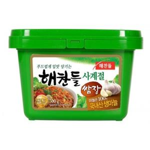 *韓国食品*ヘチャンドル・サムジャン 1kg|goodmall-japan