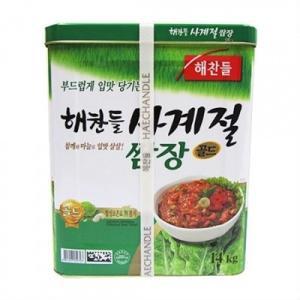 *韓国食品*ヘチャンドル・サムジャン 14kg|goodmall-japan