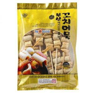 *韓国食品*【冷凍】 ヒョソン串おでん 800g★goodmall★