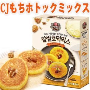 *韓国食品*白雪(CJ)もち米ホットクミックス 400g(m3380)|goodmall-japan
