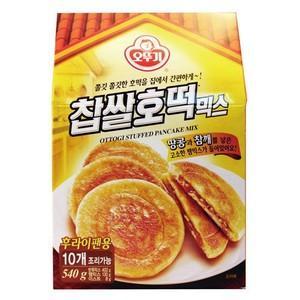 *韓国食品* オットギ もち米 ホットク ミックス 540g(10個分)|goodmall-japan