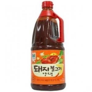 *韓国食品*清浄園・豚プルコギたれ 2kg|goodmall-japan