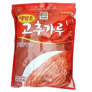 *韓国食品*清浄園 キムチ用唐辛子粉 1kg|goodmall-japan