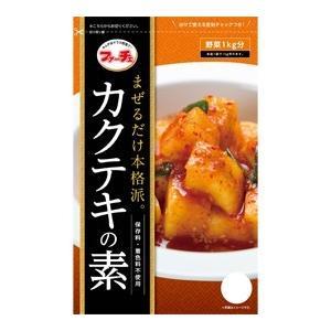 ★ネコポス便・全国送料無料★*韓国食品*★花菜(ファーチェ) カクテキの素130g/|goodmall-japan