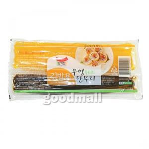 *韓国食品*【クール便・冷蔵】のり巻き用ごぼうとタクアンセット250g★goodmall★ goodmall-japan
