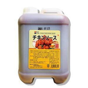 韓国食品 韓国風味付け チキンソース 10kg(甘口)(4683)|goodmall-japan