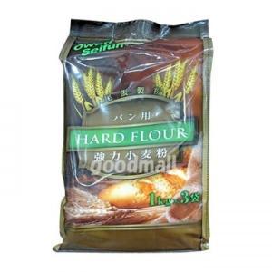 ■コストコ■尾張製粉 強力小麦粉 1kg×3袋 ◆goodmall_costco◆|goodmall-japan
