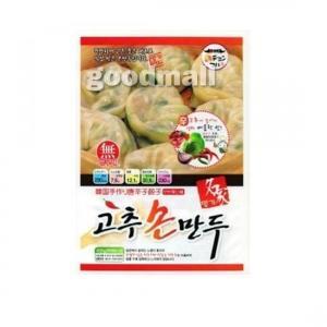 *韓国食品*【クール便・冷凍】名家 唐辛子 手餃子 420g 【代引不可】|goodmall-japan