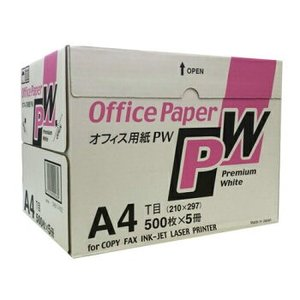 ■コストコ■A4コピー用紙(ホワイトPPC) 2500枚 (500枚 X 5冊) ★goodmall_costco★(m572120)|goodmall-japan