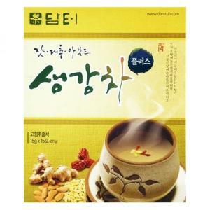 *韓国食品*ダント 生姜茶 15g×15袋 ★goodmall★ goodmall-japan