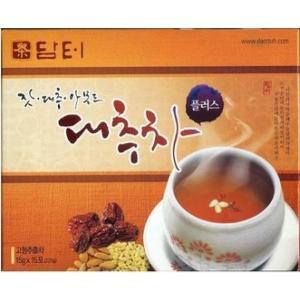 *韓国食品*ダムト ナツメ茶 (粉末)15gx15包入★goodmall★ goodmall-japan