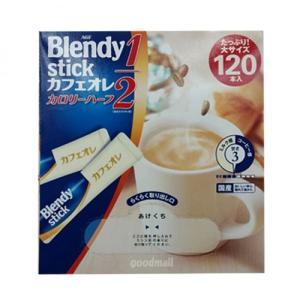 ■コストコ■【Blendy】スティック カフェオレ カロリーハーフ 6.1g X 120個◆goodmall_costco◆|goodmall-japan