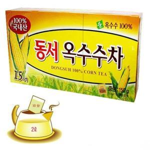 *韓国食品*トウモロコシの香を楽しめながらどうぞ!東西 コーン茶(10gx15個入)★goodmall★ goodmall-japan
