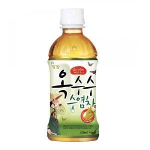 *韓国食品*トウモロコシの香を楽しめながらどうぞ! グァンドン トウモロコシひげ茶 340ml goodmall-japan