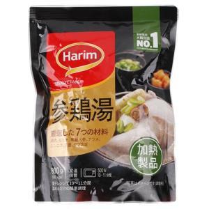 ★韓国食品★ハリム参鶏湯(常温)サムゲタン800g★goodmall★(6245)|goodmall-japan