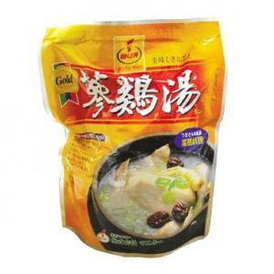 *韓国食品*マニカ サムゲタン 参鶏湯 800g★goodmall★|goodmall-japan