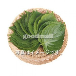 *韓国食品*【クール便・冷蔵】えごまの葉(約20枚入り)【代引不可】