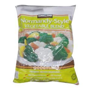 ■商品説明:カークランド ノルマンディースタイル ベジタブルブレンド 2.49kg (冷凍食品)  ...