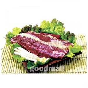 *韓国食品*【クール便・冷凍】特和牛カルビブロック1kg 【代引不可】|goodmall-japan