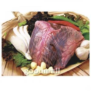 *韓国食品*【クール便・冷凍】牛ハツ 約1kg goodmall-japan