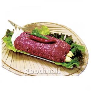*韓国食品*【クール便・冷凍】牛ひき肉1kg【代引不可】 goodmall-japan