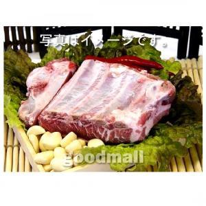 *韓国食品*【クール便・冷凍】 豚スペアリブブロック 豚スペアリブブロック 約1kg|goodmall-japan