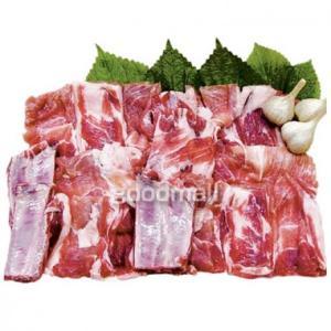*韓国食品*【クール便・冷凍】 豚骨付きカルビ1kg|goodmall-japan