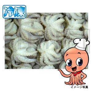 *韓国食品*【クール便・冷凍】海鮮鍋に最適!冷凍イイダコ 2kg|goodmall-japan
