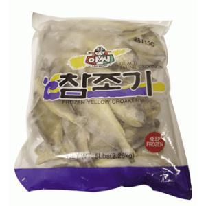 *韓国食品*【クール便・冷凍】業務用 イシモチ 2.26kg 【代引不可】|goodmall-japan