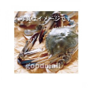 *韓国食品*【クール便・冷凍】 冷凍丸 カニ 3匹 【代引不可】|goodmall-japan