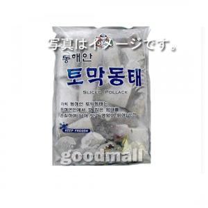 *韓国食品*【クール便・冷凍】 冷凍タラの切り身 1kg【代引不可】|goodmall-japan