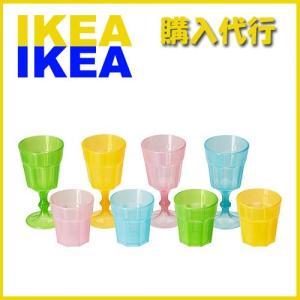 ●IKEA購入代行●イケア DUKTIG グラス 8 ピース◆goodmall_ikea◆|goodmall-japan