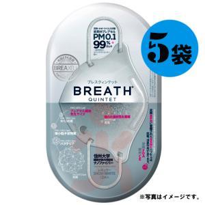 T5・ネコポス便・全国送料無料・ポスト投函■BREATH SILVER QUINTET MASK ブレスマスク レギュラー ホワイト  1袋(2枚入)×10個■PM0.1〜PM2.5対応 goodmall-japan