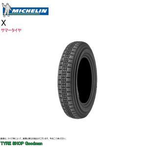ミシュラン X 185R16 92S TT クラシックタイヤ サマータイヤ|goodman