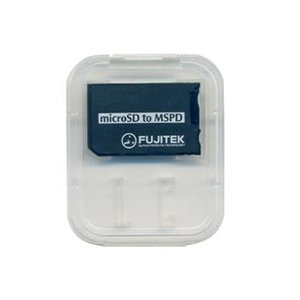 FUJITEK microSD-MSPD Bulk(microSD→メモリースティックProDuo)|goodmedia-wholesale
