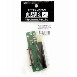 TFTEC IDE-ZIFB35A(変換名人・HDD変換アダプタ ZIF HDD→3.5HDD変換)|goodmedia-wholesale
