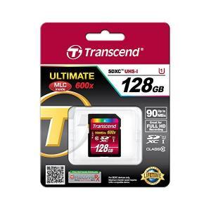 ドライブレコーダー対応・高耐久128GB【SDXCカードTS128GSDXC10U1】R=90MB/...