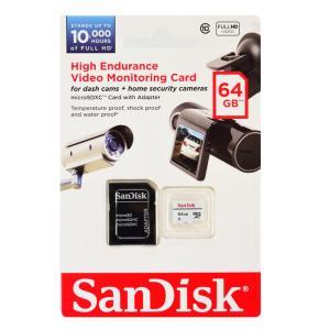 ドライブレコーダー対応・MLC高耐久64GB【microSDXCカードSDSDQQ-064G-G46...