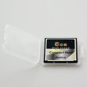 コンパクトフラッシュカード【CF Deolux 8GB】品質...