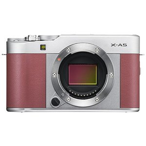 X-A5 ボディ [ピンク] 富士フイルム FUJIFILM ミラーレス一眼カメラ