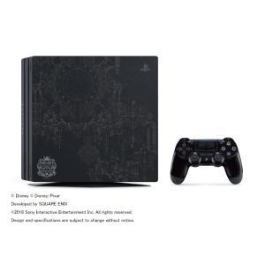 オリジナルデザインの「PS4 Pro」本体と「DUALSHOCK 4」に、パッケージ版『KINGDO...