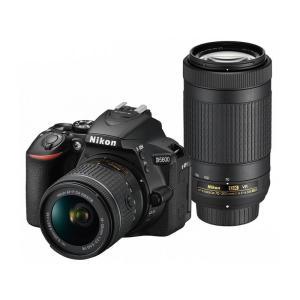 3.2型バリアングル液晶モニターを搭載した、ニコンDXフォーマットデジタル一眼レフカメラのエントリー...