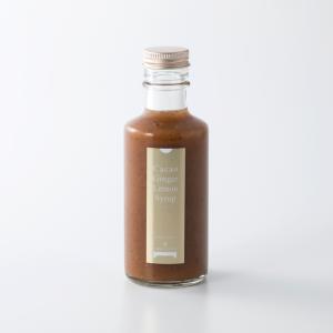 Cacao Ginger Lemon Syrup 220g