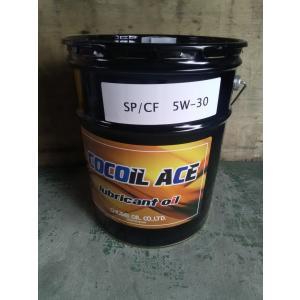 ガソリン/ディーゼル兼用エンジンオイル COCOIL SP/CF5W30 20Lペール缶(100%合成油)(税、送料込み)|goodoil