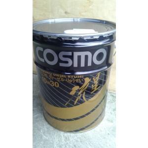 コスモ ディーゼルエンジンオイル DH-1 流星10W30/15W40 20Lペール缶(税、送料込み)(法人様限定)|goodoil