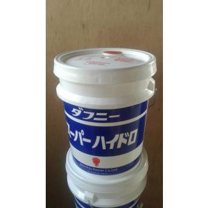 出光興産 油圧作動油 ダフニースーパーハイドロ46A/32A 20Lペール缶|goodoil
