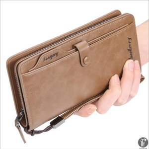 クラッチバッグ 長財布 メンズ 大容量 セカンドバッグ さいふ ファスナー ロングウォレット 財布 メンズ 札入れ カード収納 スマホが入る 代引不可 goodplus