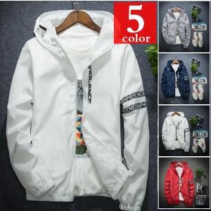 ジャケット ジップアップ ジャケット コート トレンチコート アウター メンズ レディース フード付き 長袖 男女兼用 春物|goodplus