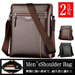 メンズバッグ PU ビジネスバッグ メッセンジャーバッグ 斜めがけ リクルートバッグ 就活 ショルダー 大容量 多収納 便利 おしゃれ 代引不可|goodplus