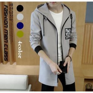 モッズコート メンズ スプリングコート トレンチコート メンズ ジャケット コート メンズコート ビジネストレンチ 春コート カジュアル|goodplus